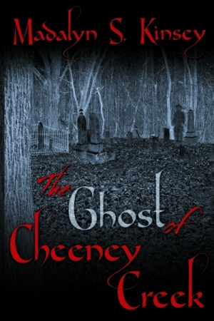 Ghost of Cheeney Creek Cover